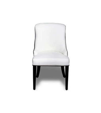 Santino Upholstered Button Back Dining Chair
