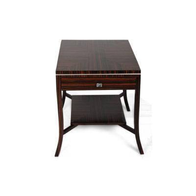 Silvio 1 Drawer Bedside Table with Shelf