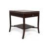 Silvio 1 Drawer Bedside Table with Shelf 2