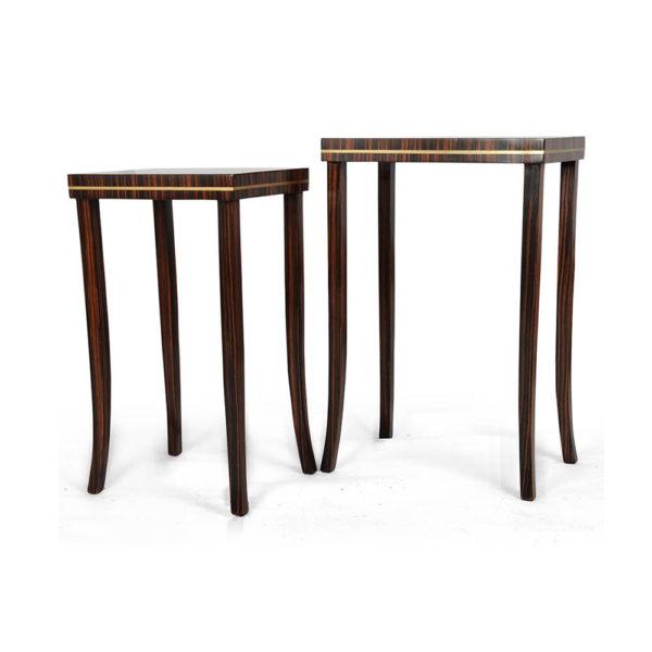 Silvio Nest Side Table Veneer