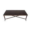 Silvio Rectangular Wooden Coffee Table UK 1