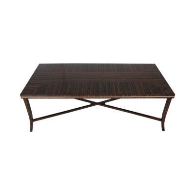 Silvio Rectangular Wooden Coffee Table UK