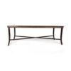 Silvio Rectangular Wooden Coffee Table UK 2