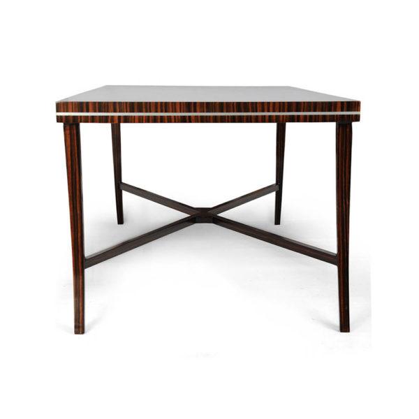 Silvio Rectangular Wooden Coffee Table UK Veneer