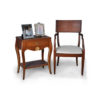 Solid Wood Dining Armchair 1