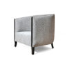 Theo Upholstered with Wooden Frame Armchair 3