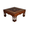 Top Elegant Marquetry Coffee Table 1