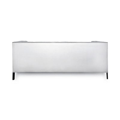 Victor Tufted Upholstered Sofa Fabric Back
