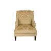 Windsor Upholstered Patterned Armchair 1