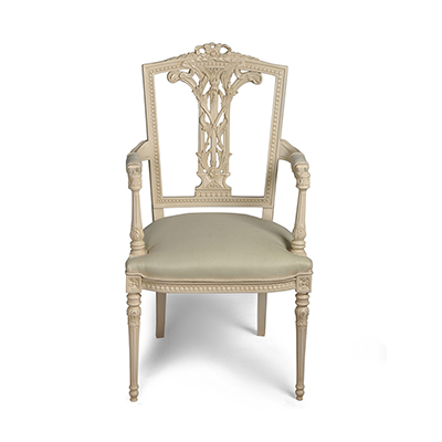 French Style Dining Chair Type 1