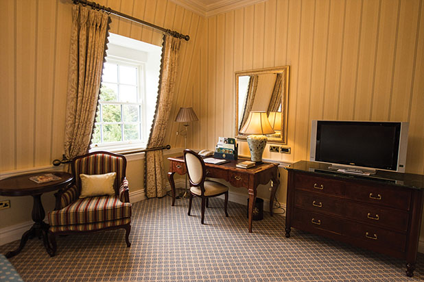 K Club Hotel Dublin Ireland 2