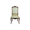 Antique Dining Chair with Luxury Hand Carved Beach Wood 1