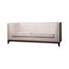 Bancroft Modern Living Room Fabric Sofa 5