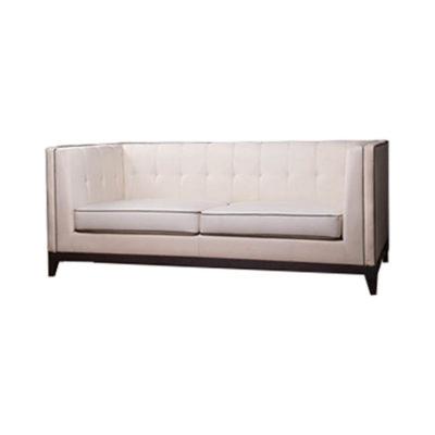 Bancroft Modern Living Room Fabric Sofa