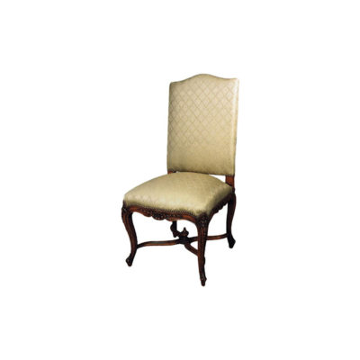 Classical Dining Chair with Luxury Upholstered