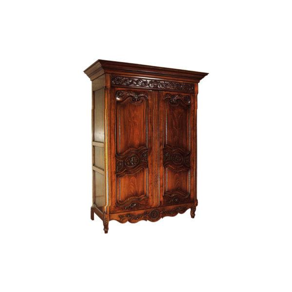 Earnest Wooden Armoire