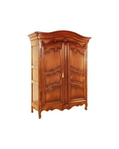 Earp Wooden Armoire Wardrobe