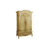 Eartha Wooden Armoire Wardrobe Rococo Ornate 1