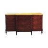 Eaton Antique Buffet with Handmade Wooden Veneer 1