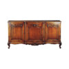 Eaves Country Buffet Hand Carved Wooden Sideboard 1