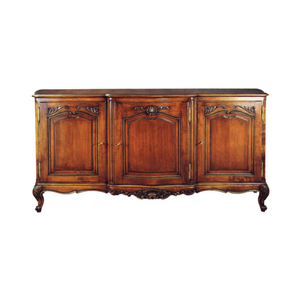 Eaves Country Buffet Hand Carved Wooden Sideboard