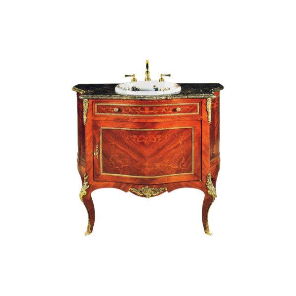 Elladine French Reproduction Vanity Unit