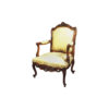 French Antique Reproduction Arm Chair 1