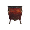 French Chest of 3 Drawers with Marble Top 1