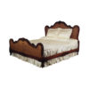 French Style Rattan Bed Furniture 1