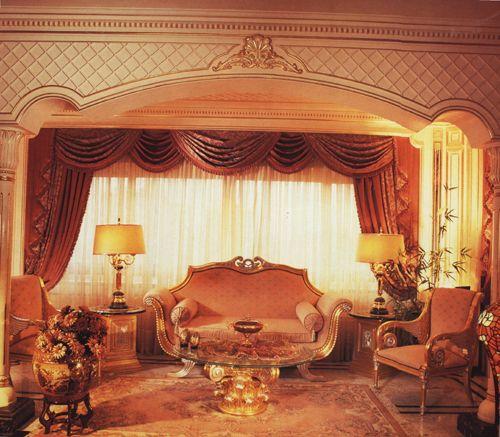 Abel Antique French Salon Set 1