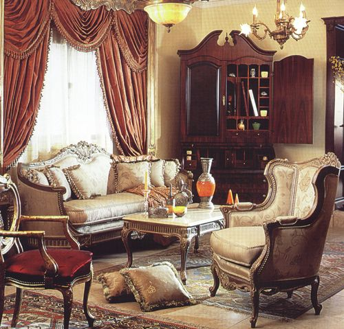 Agnale French Salon Set 1