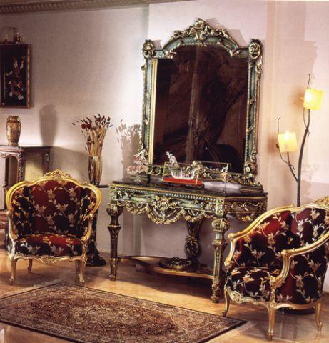 Agnew Classical French Salon Set 1