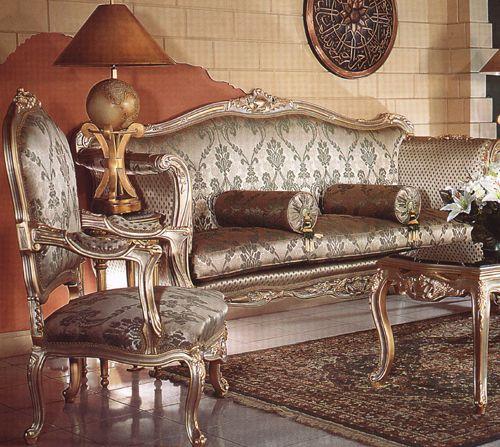 Amos Classical French Salon Set 1