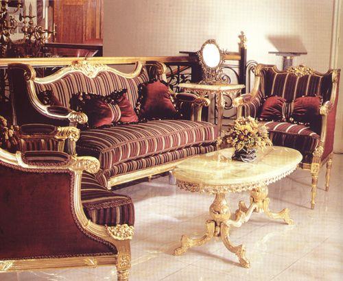 Araya Classical French Salon Set 1