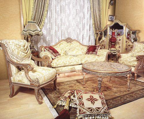 Ashe Classical French Salon Set 2