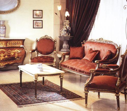 Ashlag Classical French Salon Set 2