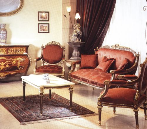 Ashlag Classical French Salon Set 1