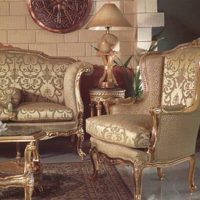 Classical French Salon Set