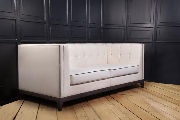 Bancroft Modern Living Room Fabric Sofa 1