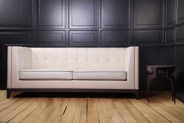 Bancroft Modern Living Room Fabric Sofa 3
