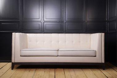 Bancroft Modern Living Room Fabric Sofa 4