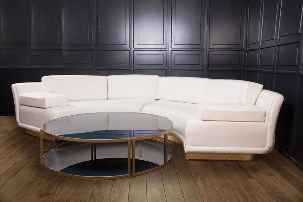 Barlet Modern Living Room Fabric Sofa 6