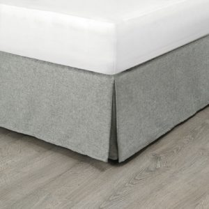 Adora Egyptian Cotton Bed Linen Valance