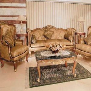 Elegant Sofa Designs in Antique Style