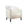 Addison Rolled Upholstered Tub Arm Chair 2