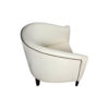 Addison Rolled Upholstered Tub Arm Chair 4