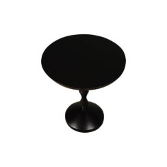 Amari Round Small Wooden Side Table Top
