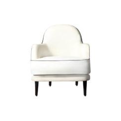 Declan Upholstered Highback Armchair