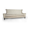 Faith Upholstered Two Seater Rolled Arm Sofa 3