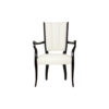 Grace Upholstered High Back Dining Arm Chair 1